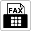 image of fax machine