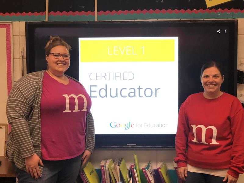 Latest Google Certified Educators Thumbnail Image