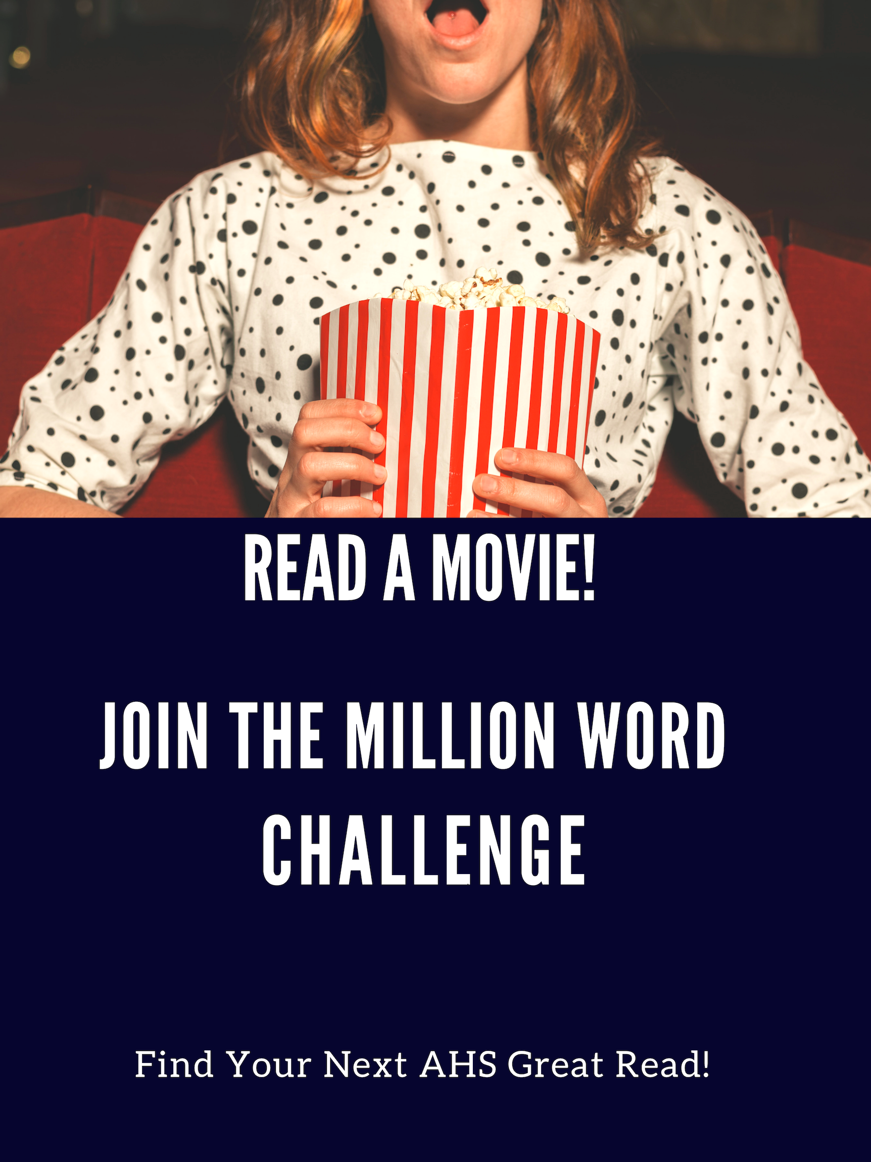 You Can Meet The Million Word Reading Challenge Image