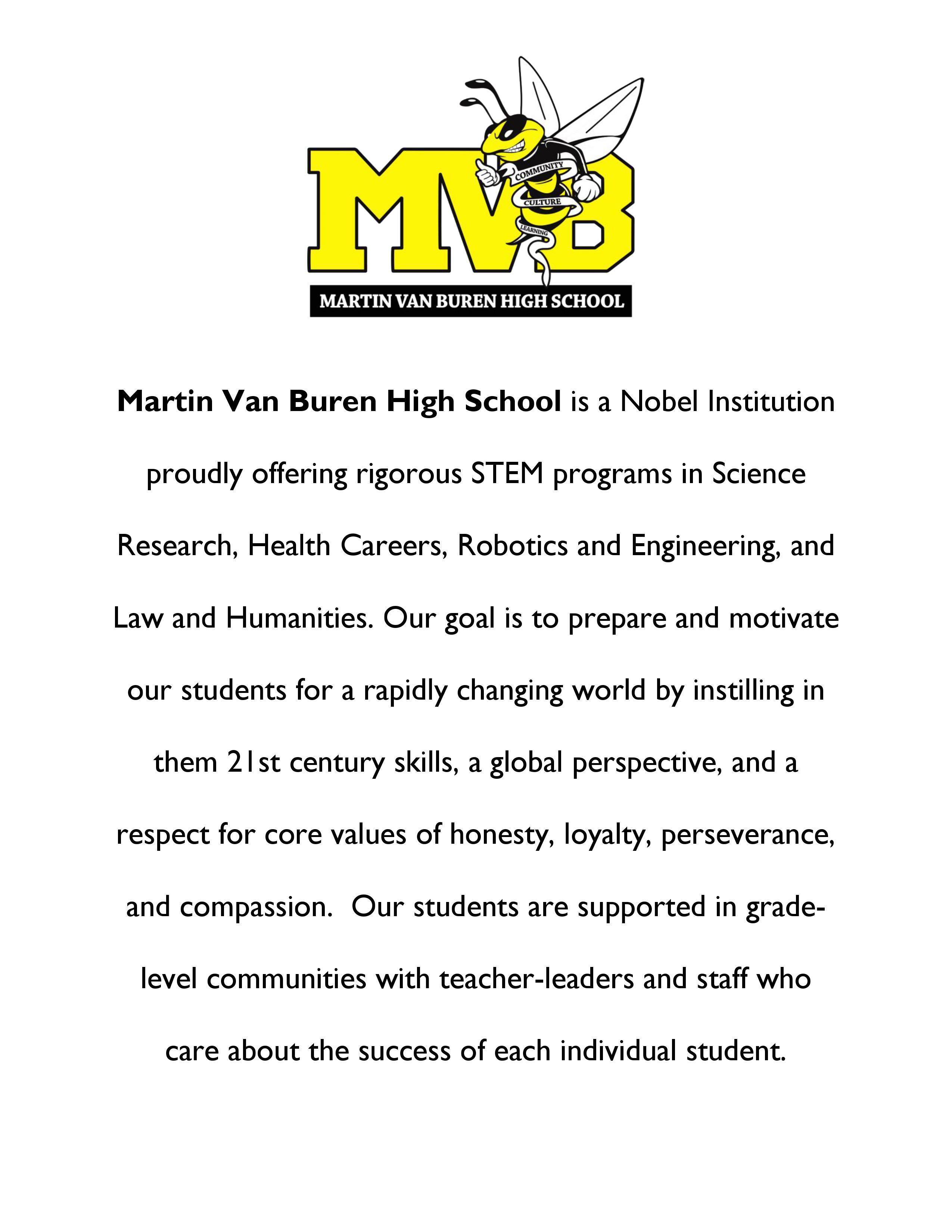 MVB Mission