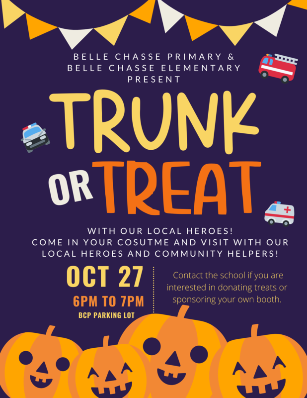 Truck or Treat with Community Heroes Thumbnail Image