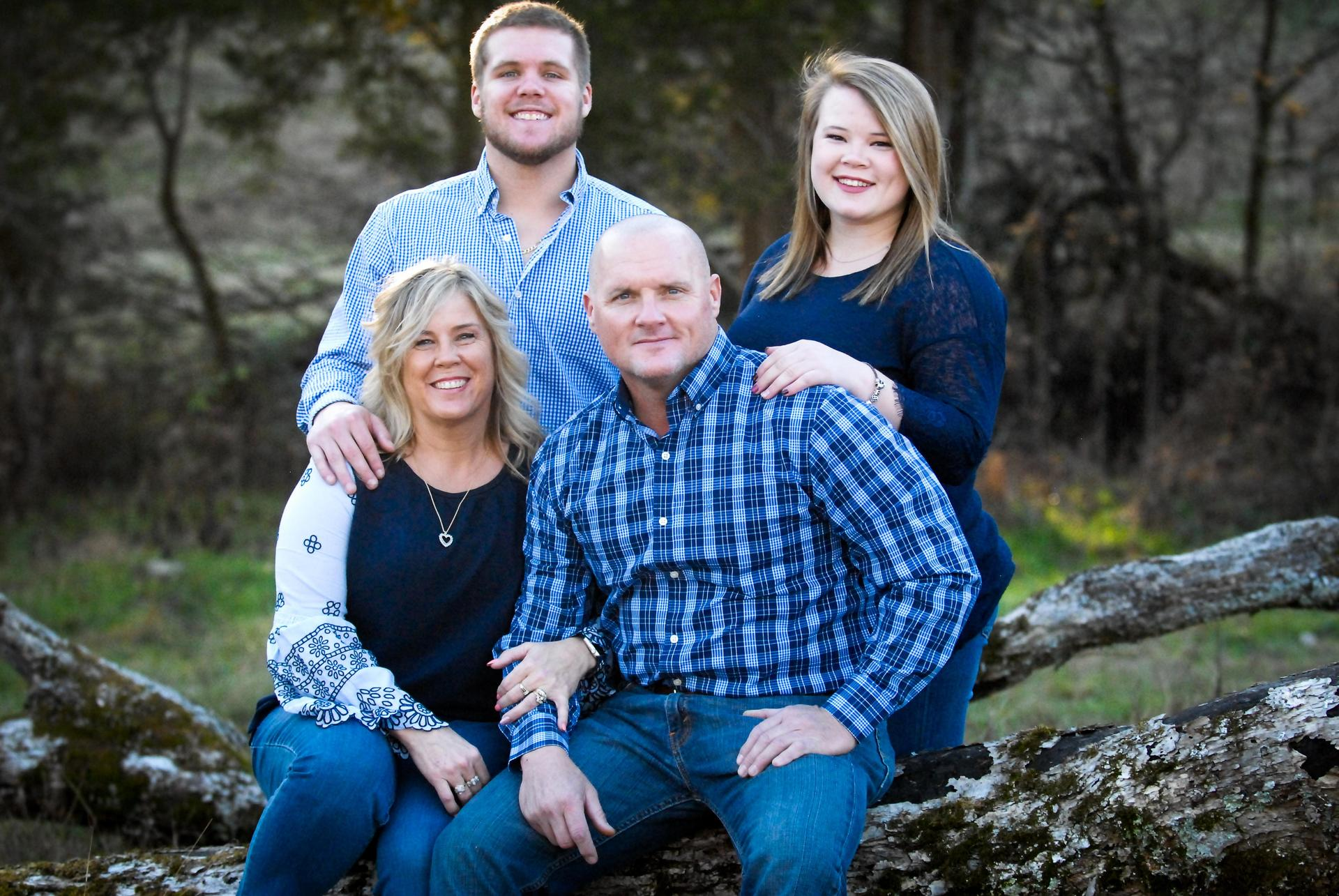 Smith Family 2018