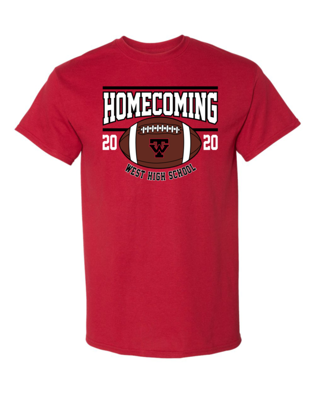HOMECOMING T-SHIRTS Featured Photo