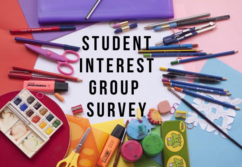 Student Interest Group Survey Thumbnail Image