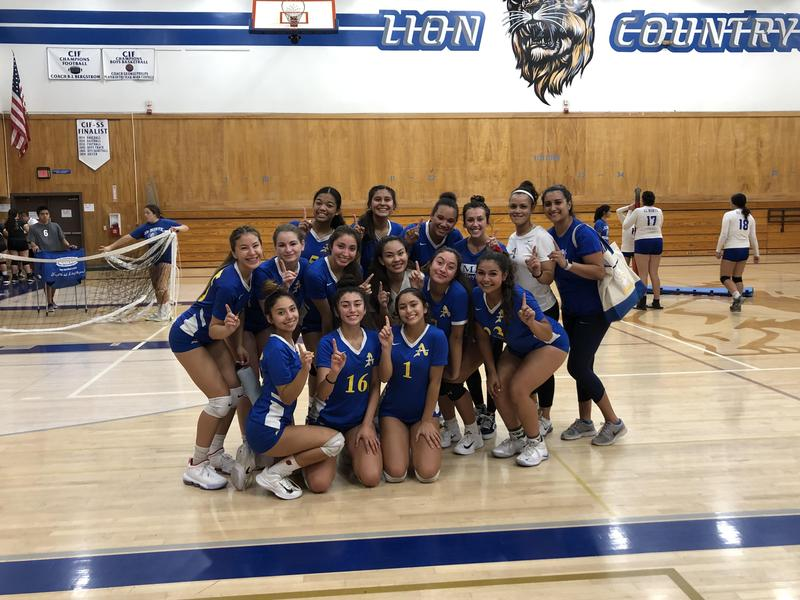 Girls' Volleyball Win El Monte Tournament Featured Photo