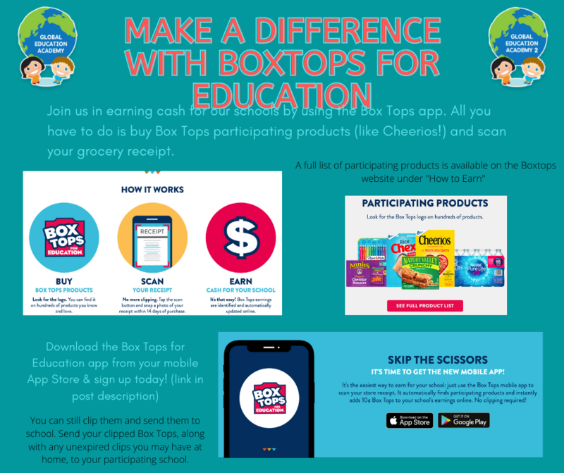 Boxtops for Education Featured Photo