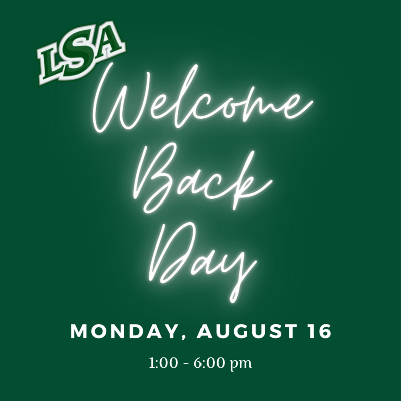 Welcome Back Day Thumbnail Image