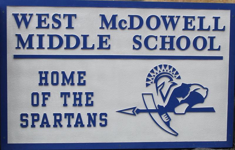 West McDowell Middle School