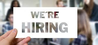 We are Hiring Featured Photo