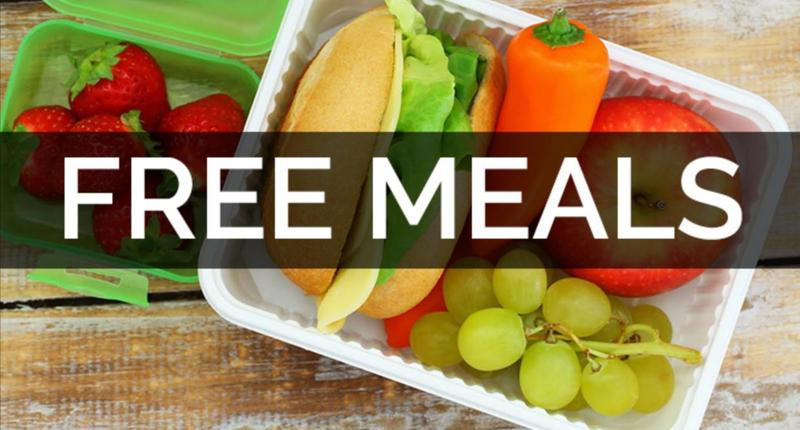 Free Meal Image