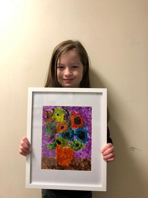 Student Art of the Month! Featured Photo