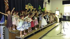 2019 RB Pre-K Stepping Up Ceremony