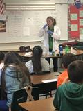 Discovery Gateway Science Presentation in 5th Grade