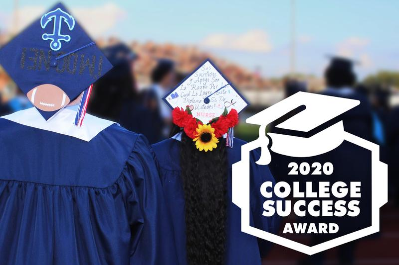 SVHS College Success Award