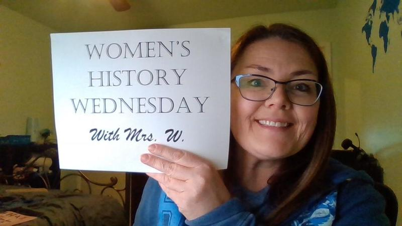 Women's History Wednesday! Featured Photo
