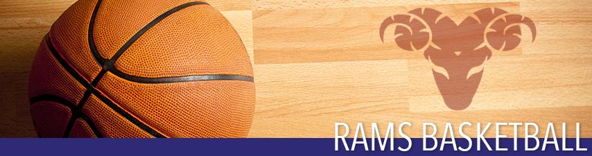 basketball and logo