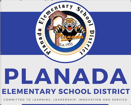 Planada Tiger Logo