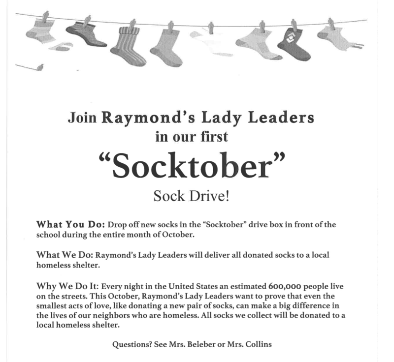 Donate Socks for the Needy