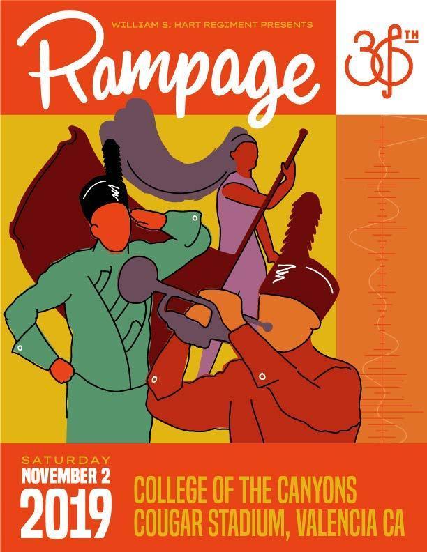 Rampage Poster 2019