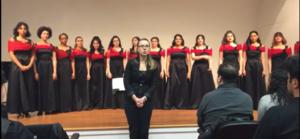 NBHS Ladies Ensemble