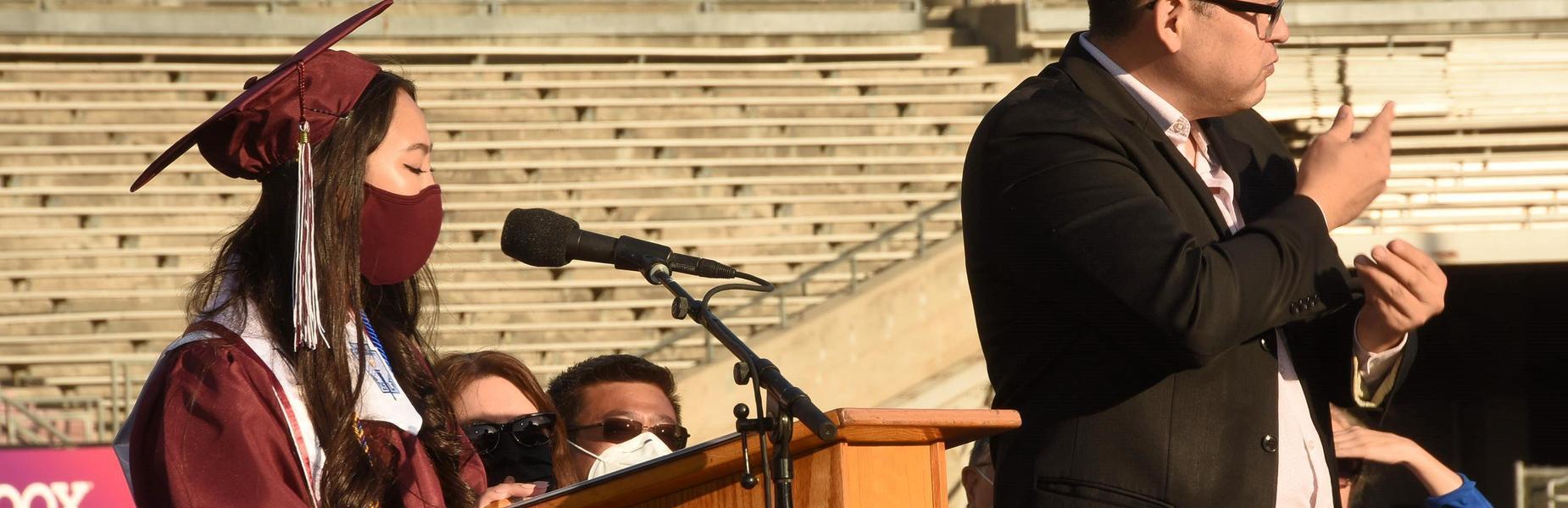 MKHS 2021 Grad Speaker