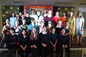 Student Performers from Sandburg's Got Talent