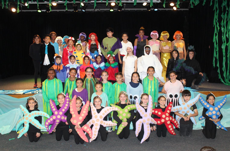Members of Drama Club