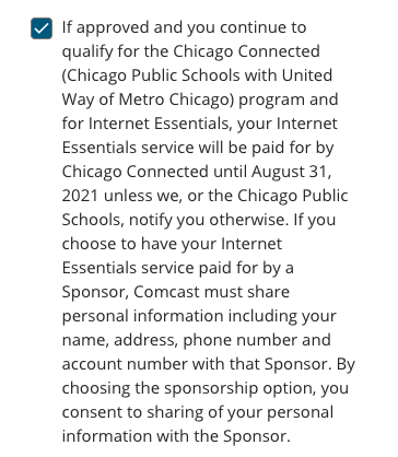 Chicago Connected Screenshot