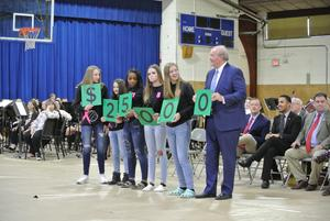 $2500 Award for Milken Educator Brian Allman