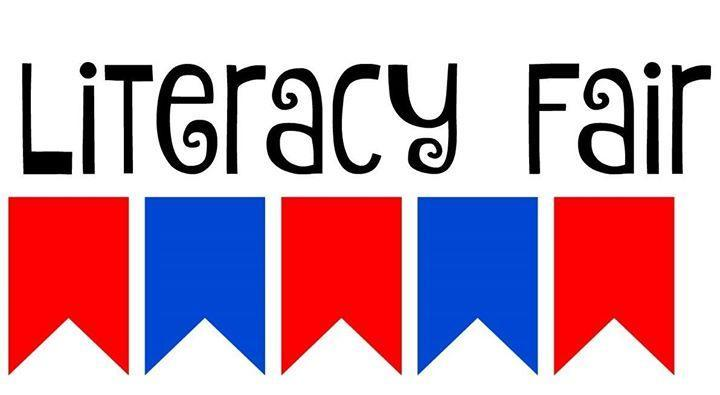 Literacy fair logo