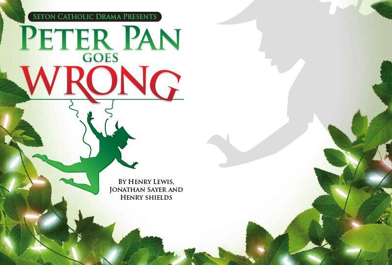 Seton Catholic Drama Presents      Peter Pan Goes Wrong Featured Photo