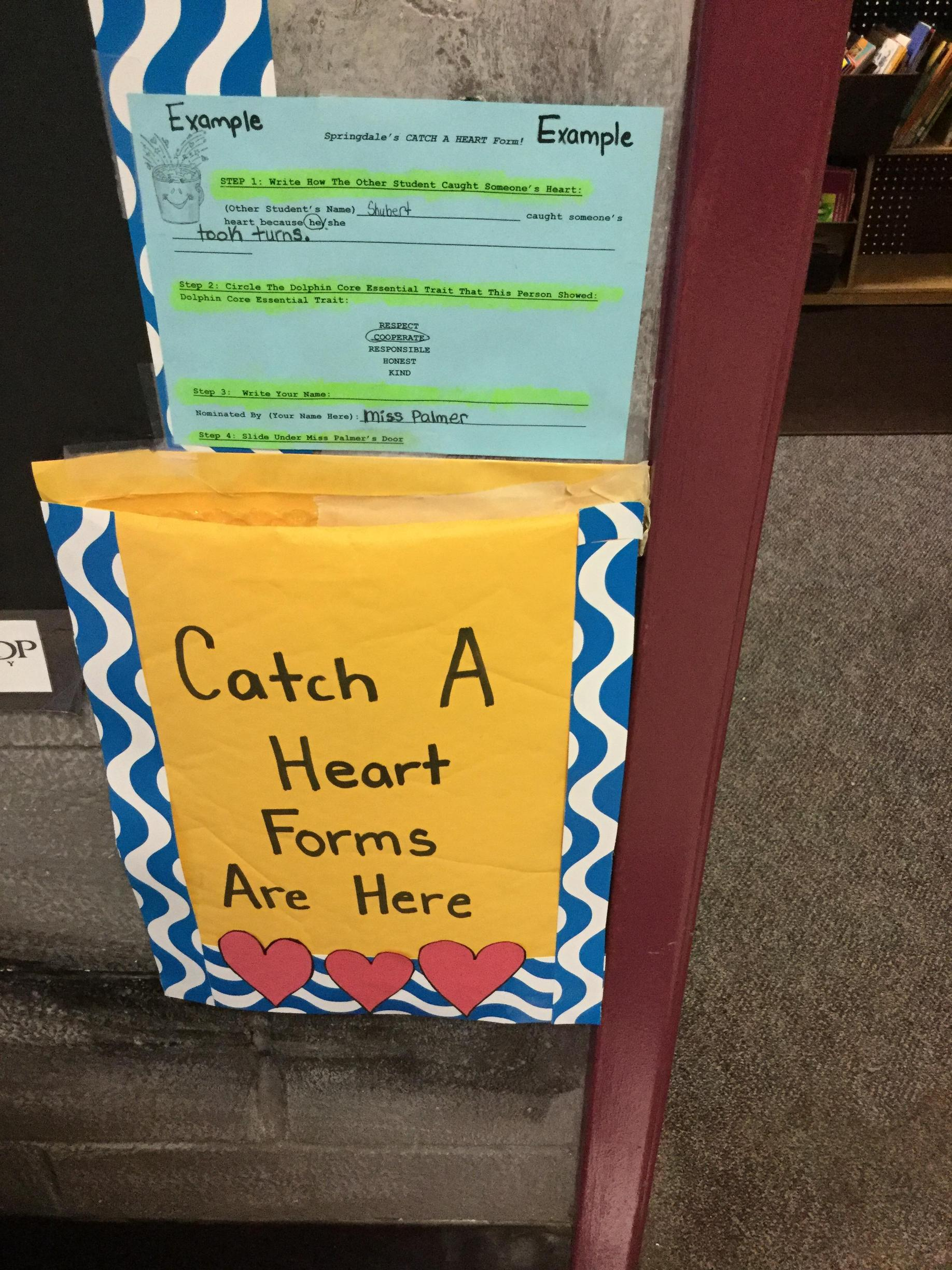 Catch A Heart