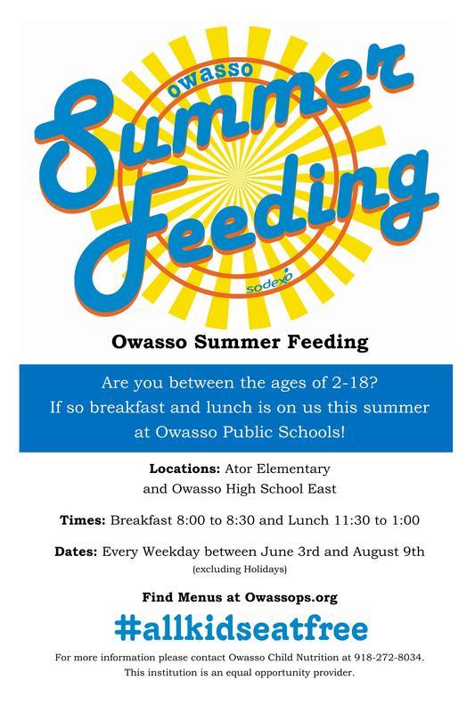 Summer Feeding