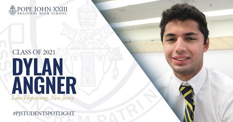Dylan Angner PJ Student Spotlight