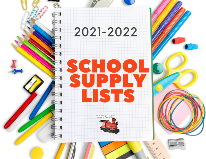 School Supply Lists by Grade Level Featured Photo