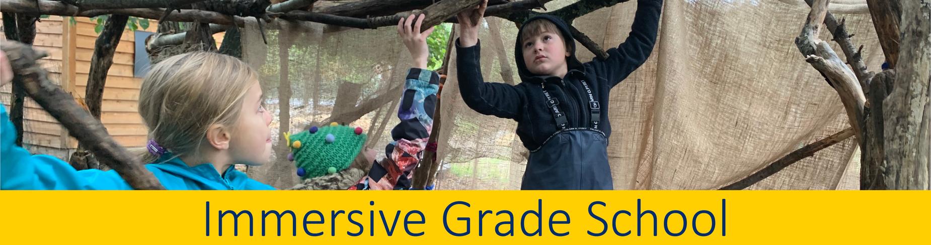Immersive Grade School