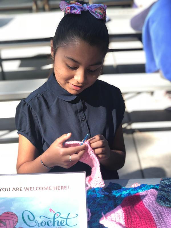 Crochet Student