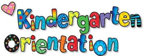 Kindergarten Orientation Featured Photo