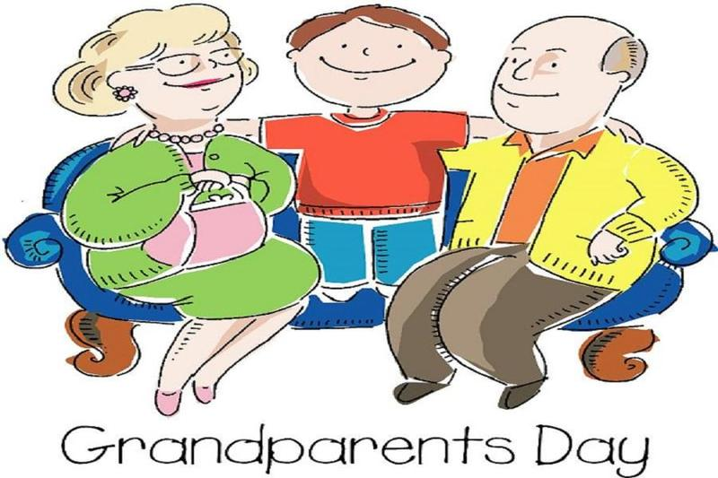 Grandparents Day event at Butterfield.