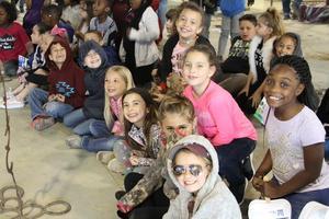 Group photo of JSE 2nd graders at