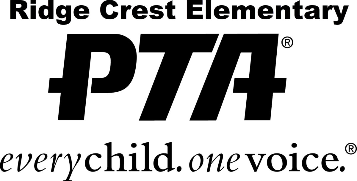 Ridge Crest PTA Logo
