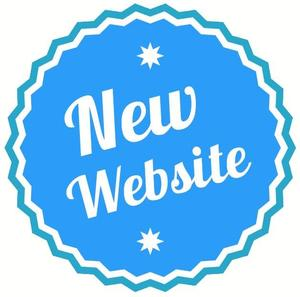 button for new web site