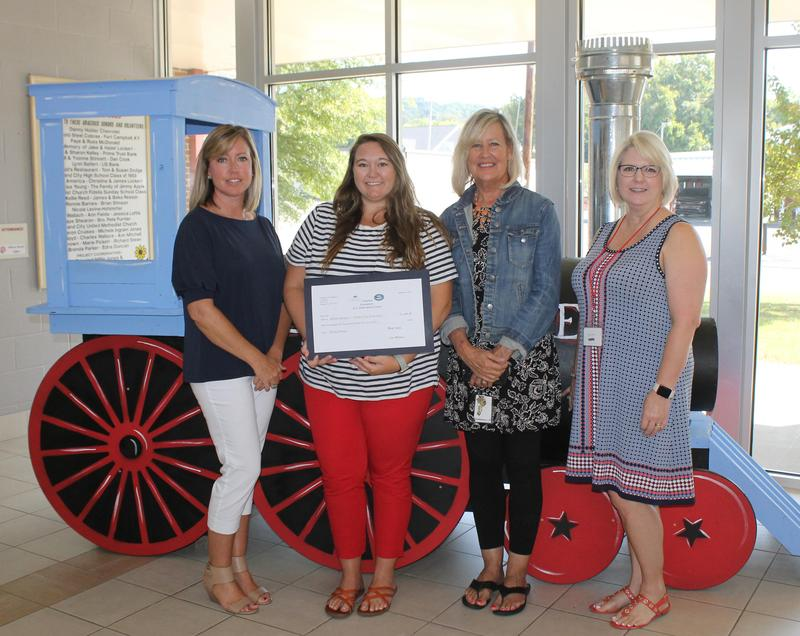 Ashland City Elementary School: Kristin McQueen, Flying Drones, $1,500