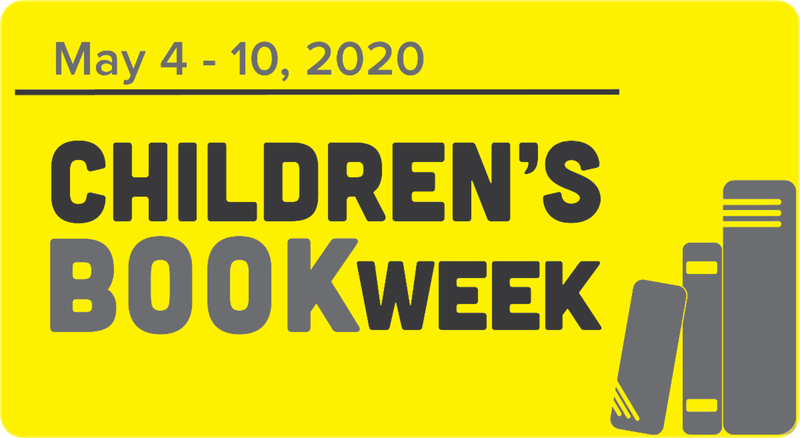 May 4 - 10 is Children's Book Week! Featured Photo