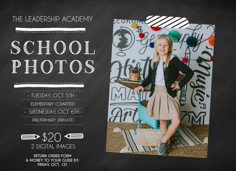 Individual School Pictures Featured Photo