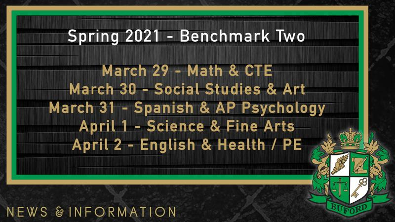 Spring Semester Benchmark Two Featured Photo