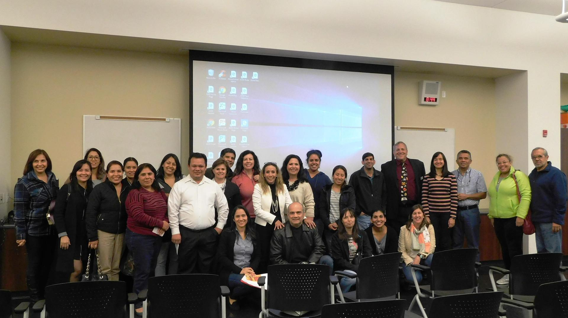 Arcadia High Hispanic Parents Booster Club 2018-19