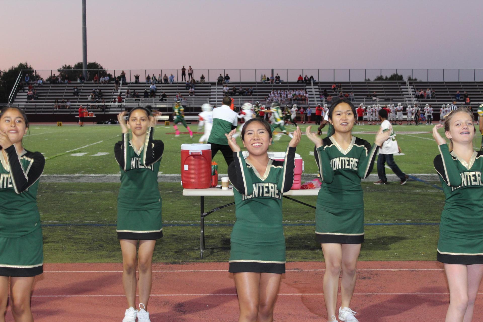 cheer 3 photo