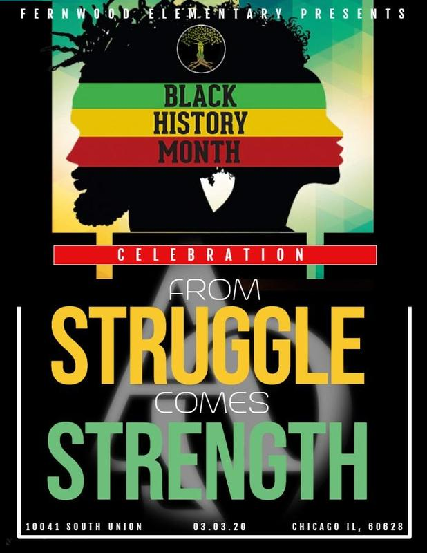 2019 - 20 Black History Performance and Gallery Walk!!! Thumbnail Image