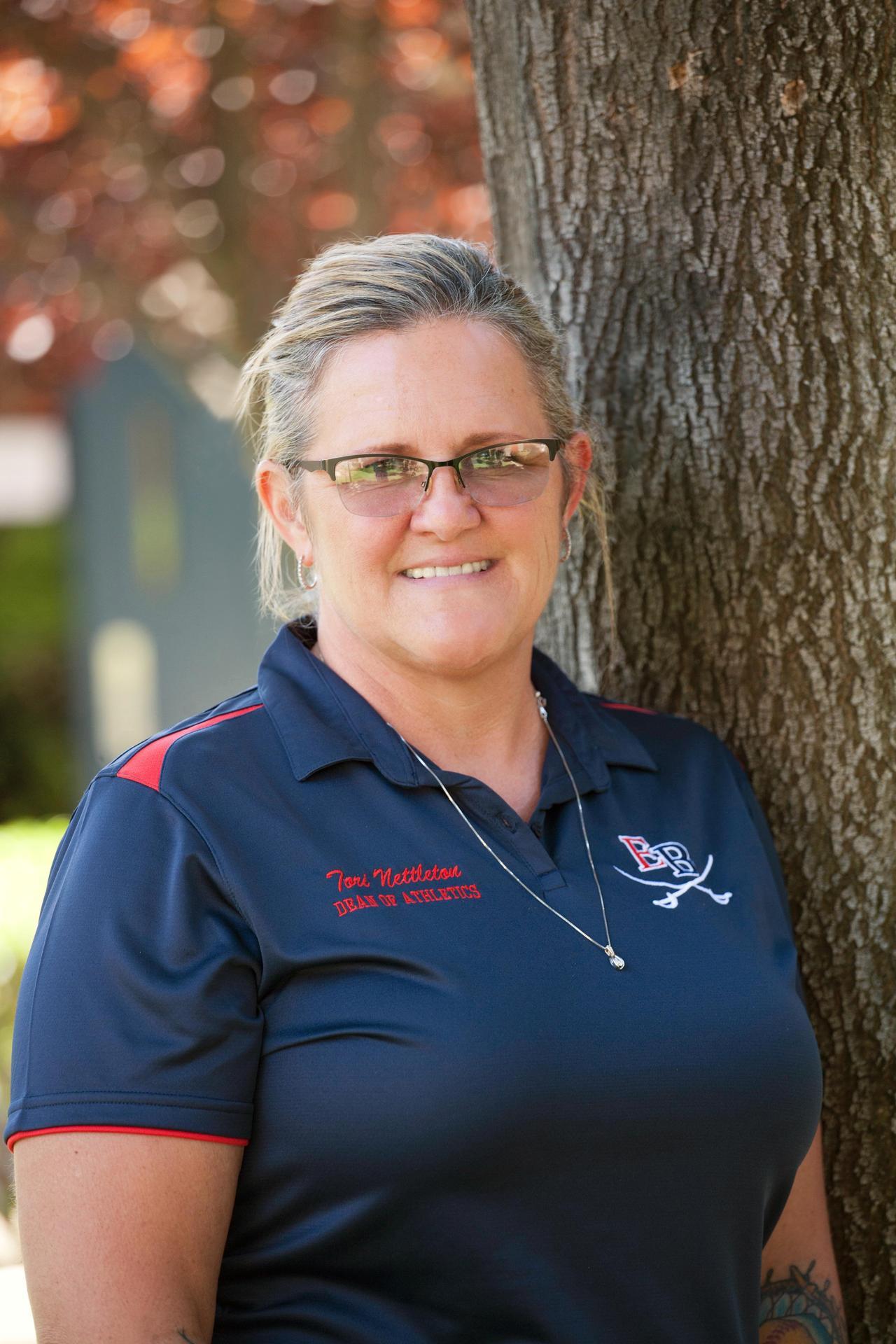 Athletic Director: Tori Nettleton